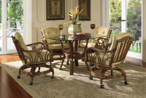 Orchard Park Rattan Dining Set