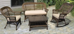 Bar Harbor Outdoor Wicker