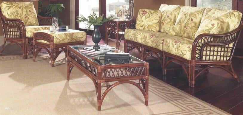 Caliente Rattan Furniture Kozy Kingdom