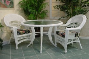 Veranda Outdoor Wicker Dining Furniture