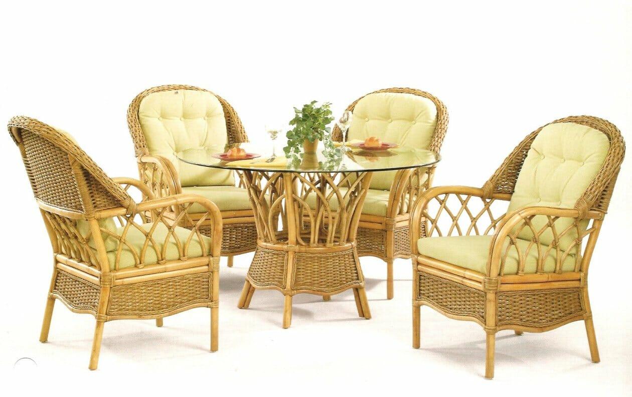 Everglades Rattan & Wicker Dining Furniture