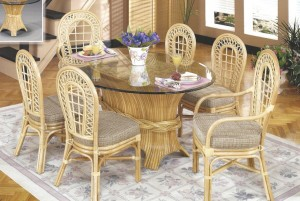 Caliente Rattan Dining Furniture