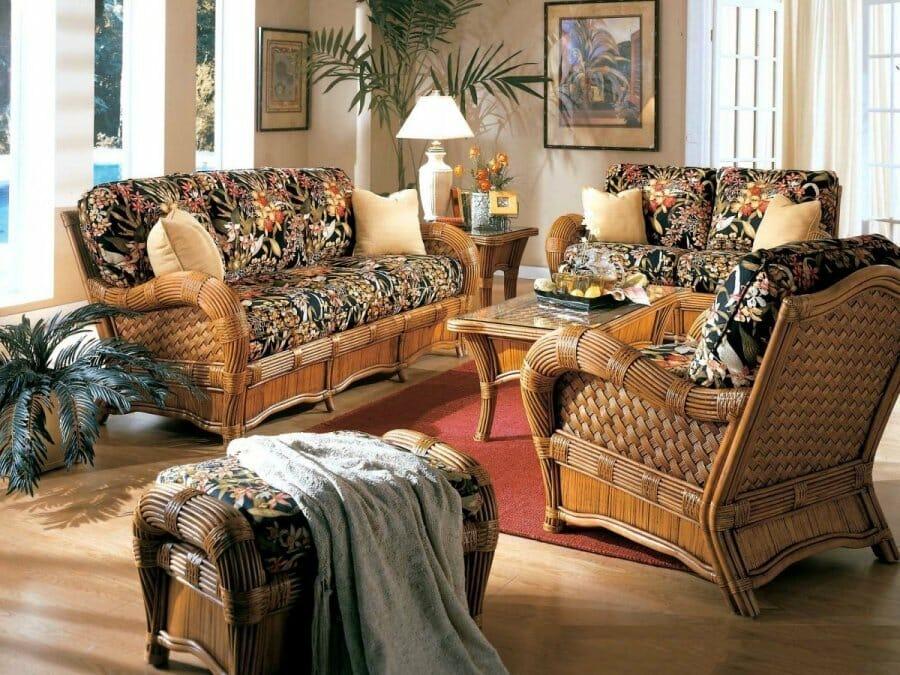Kingston Reef Rattan Furniture