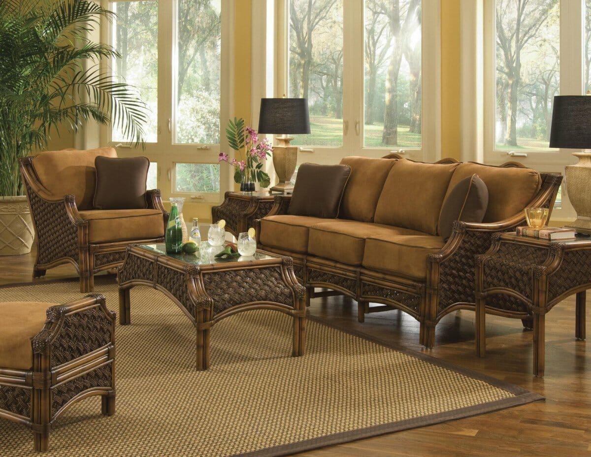 Wicker Rattan Living Room Furniture Sunroom Collections Archives Page 2 Of 9 Kozy Kingdom