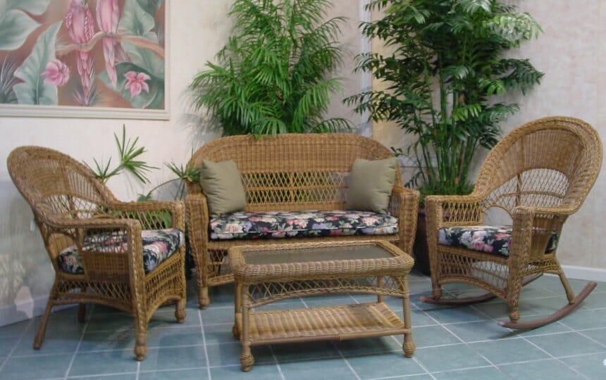 Veranda Outdoor Wicker Furniture Kozy Kingdom