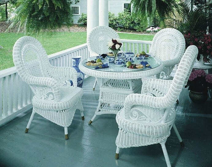 Outdoor Patio Wicker Chair Covers