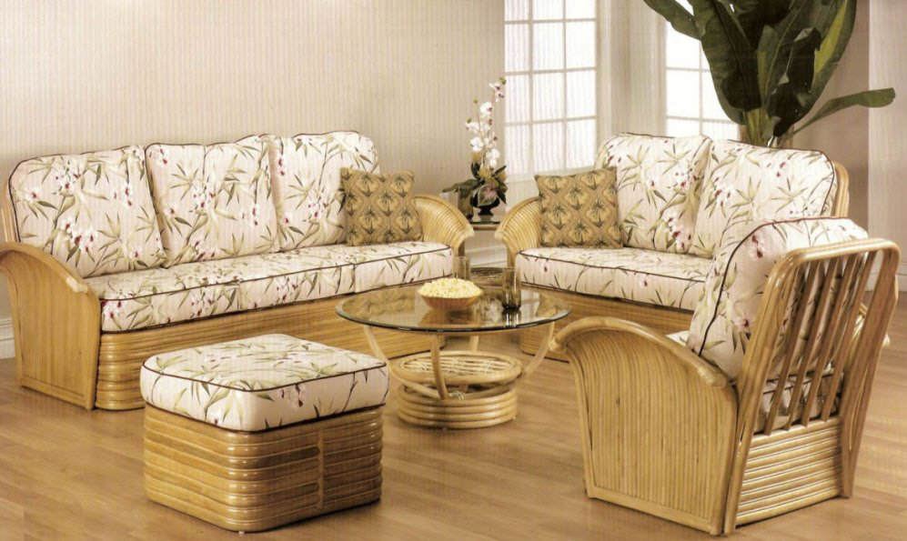 Hawaii Rattan Furniture Kozy Kingdom