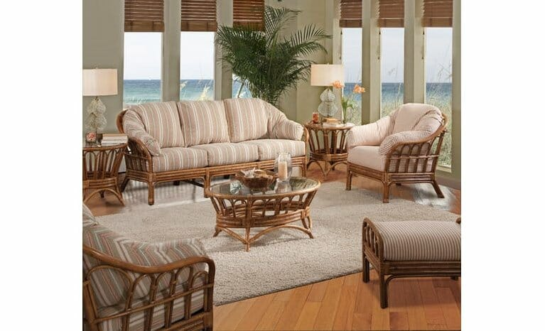Moss Landing Rattan Furniture