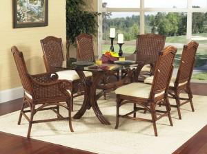 Rivera Wicker Dining Furniture
