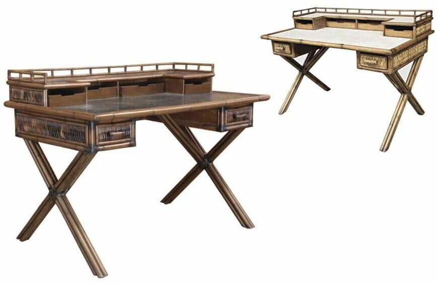 rattan writing desk Rattan wood writing desks mahogany mission computer desk wicker rattan  desk  chair rattan desk chair cottage wicker and writing rattan.