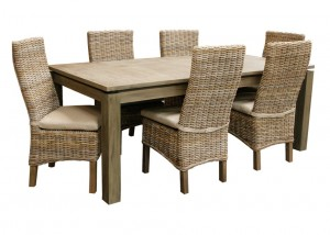 752 Wicker Dining Collection