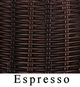 Espresso Finish