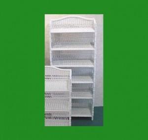 K8558 6 Tier Bookcase