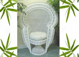 Royal Peacock Chair