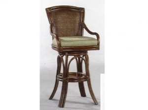 Windjammer-rattan-wicker-barstool