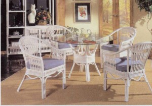 Bermuda Plantation Rattan & Wicker Dining Furniture