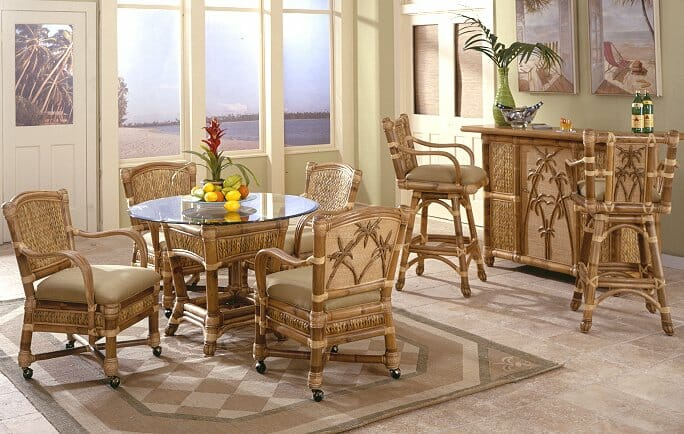 Bamboo Dining Furniture