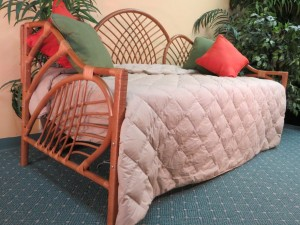 PPDB Rattan Daybed