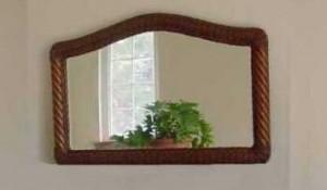 Seabreeze Horizontal Mirror