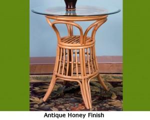 Universal Bar Table - Antique Honey.