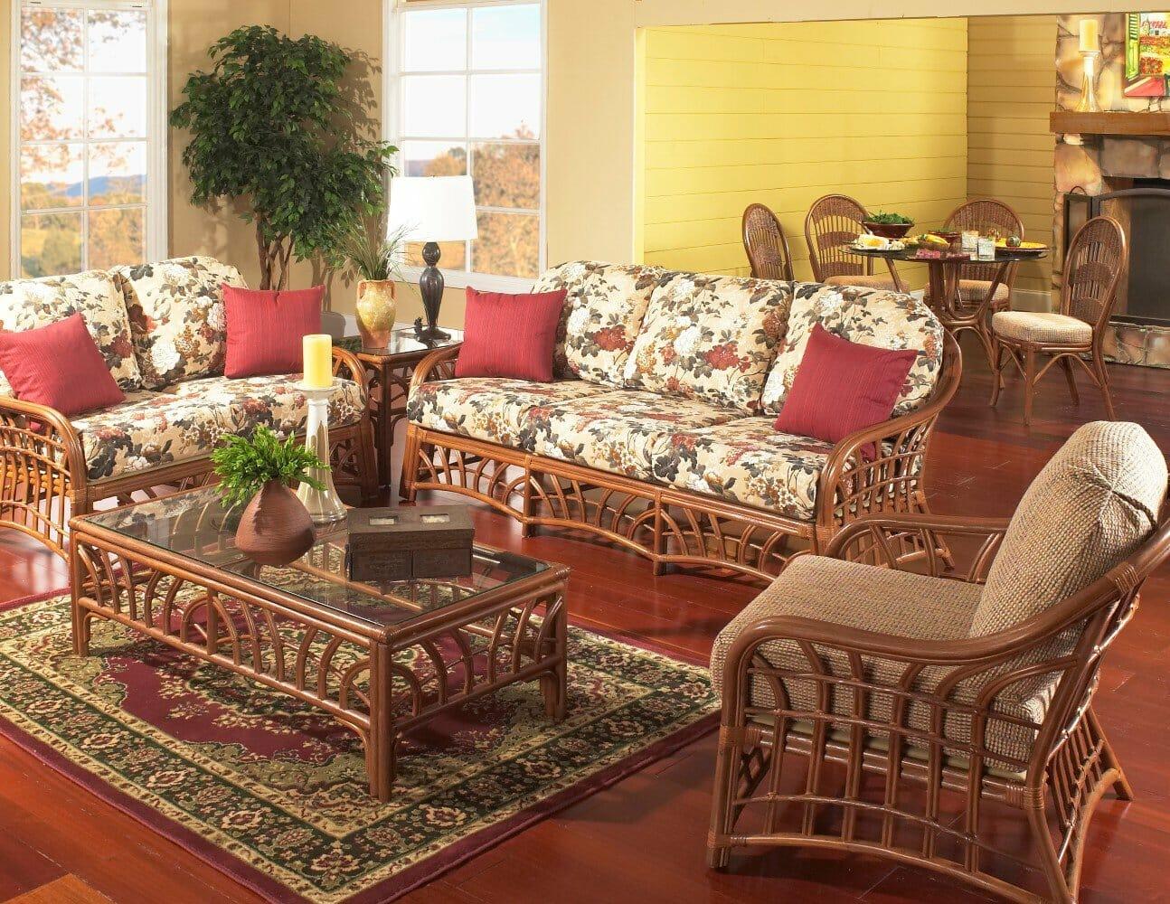 15600 Rattan Seating Furniture