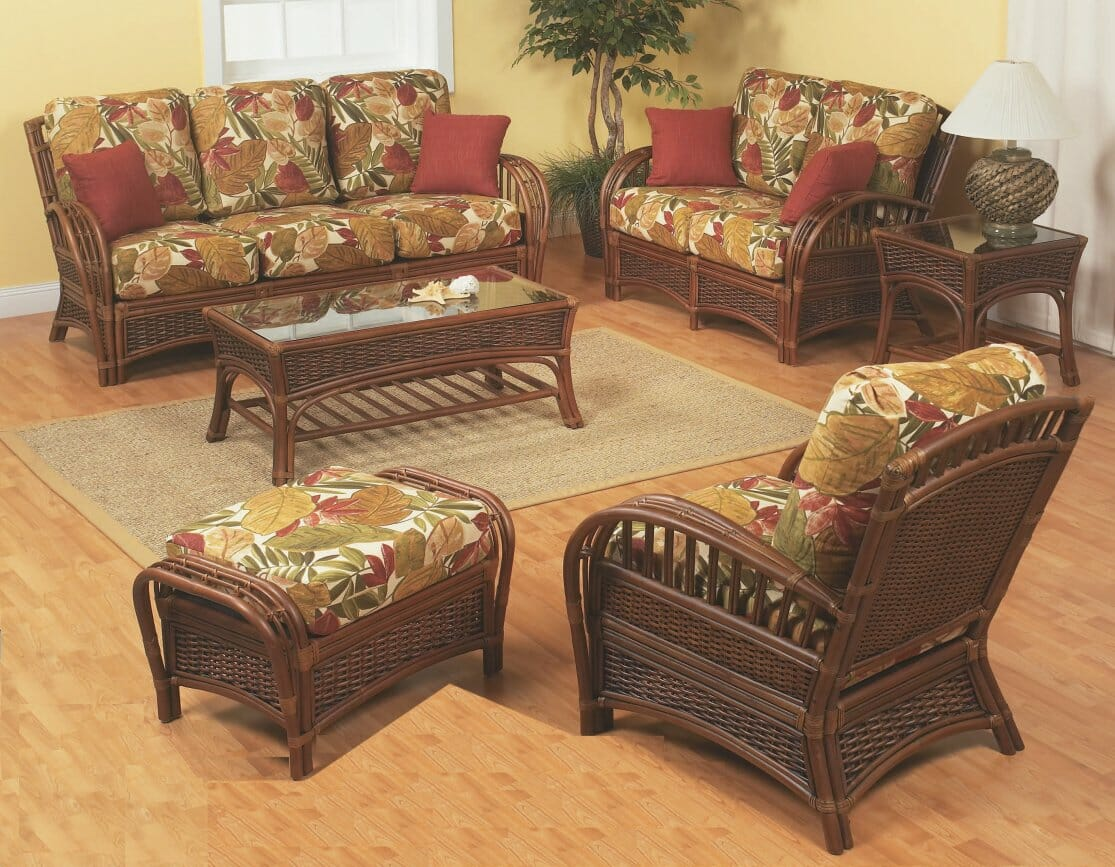 518 Rattan Furniture Collection