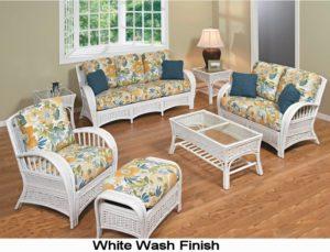 5519 Rattan Sofa Set