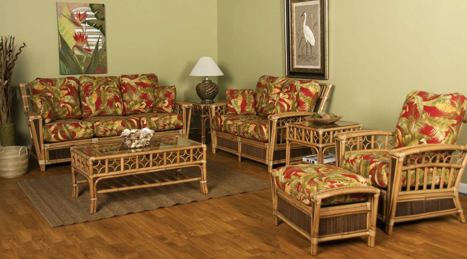 626 Rattan Furniture Collection