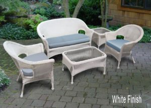 Terrace Outdoor Wicker Set