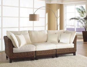 Banana Leaf Modular Sofa