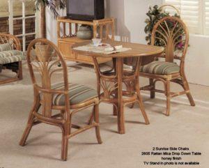 Sunrise Rattan Dining Furniture
